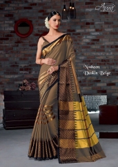 AURA SAREES BY NAUSHEEN VOL 9 CATALOGUE 05