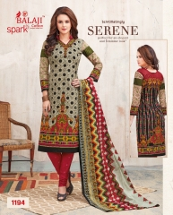 BALAJI COTTON BY SPARK VOL 6 CATALOGUE 1194