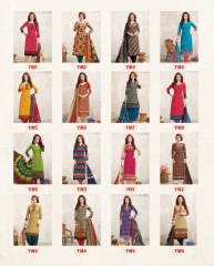 BALAJI COTTON BY SPARK VOL 6 CATALOGUE T