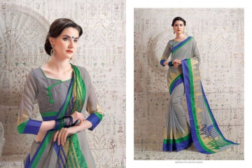 BHAKTI BY TRIVENI SILK SAREES WHOLESALE COLLECTION SURAT 6