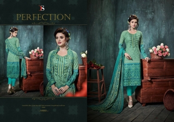 DEEPSY DEEDAR VOL 4 PURE COTTON SALWAR KAMEEZ WHOLESALE 59003
