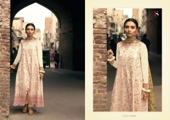 DEEPSY ZARA BY PAKISTANI COLLECTION ONLINE WHOLESALER SURAT 76002