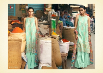 DEEPSY ZARA BY PAKISTANI COLLECTION ONLINE WHOLESALER SURAT 76003