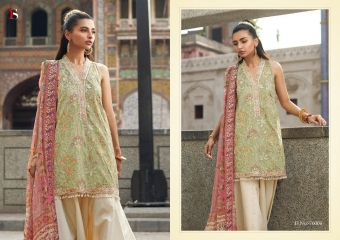 DEEPSY ZARA BY PAKISTANI COLLECTION ONLINE WHOLESALER SURAT 76004