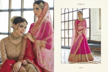 FLORAL CREATIONS MUGHAL EID COLLECTION WHOLESALE 7404 B