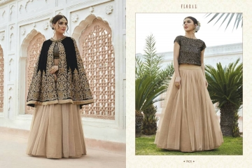 FLORAL CREATIONS MUGHAL EID COLLECTION WHOLESALE 7405 B