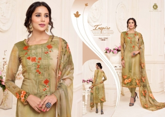 KALA FASHION BY KANGANA VOL 87 GEORGETTE PARTY WEAR SALWAR KAMEEZ WHOLESALE SURAT 87002