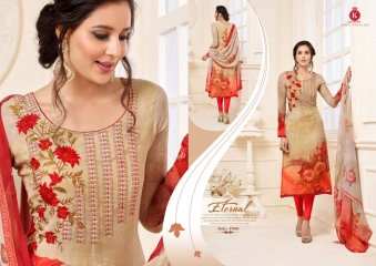 KALA FASHION BY KANGANA VOL 87 GEORGETTE PARTY WEAR SALWAR KAMEEZ WHOLESALE SURAT 87006