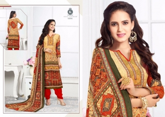 KALA FASHION PUNJAB EXPRESS VOL 92 PASHMINA PRINTS SUITS WITH SHWAL DUPATTA 92006