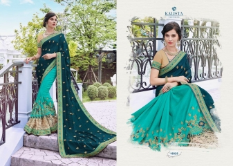 KALISTA FASHION BY SHEZADI COLLECTION CATALOGUE 16025