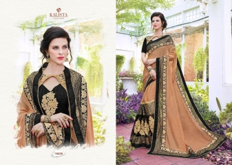 KALISTA FASHION BY SHEZADI COLLECTION CATALOGUE 16029