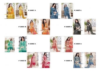 KAPIL FAB SAKSHI CATALOGUE COTTON SATIN PRINT CASUAL WEAR SALWAR KAMEEZ WHOLESALE SURAT DEALER SUPPLIER T