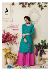 KAYA MAC SOUTH COTTON KURTI EXPORTER SURAT WHOLESALE 09