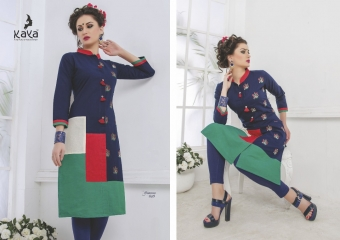 KAYA YAMUNA KURTI COLLECTION ONLINE DEALER 010
