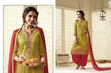 KESSI FASHION BY PATIYALA HOUSE VOL 58 CATALOGUE WHOLESALE SUPPLIER CASUAL WEAR SUITS SURAT 3203
