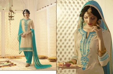 KESSI FASHION BY PATIYALA HOUSE VOL 58 CATALOGUE WHOLESALE SUPPLIER CASUAL WEAR SUITS SURAT 3206