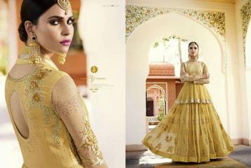 LEO AAFREEN ROYAL GEORGETTE EMBROIDERED SALWAR KAMEEZ WHOLESALE SURAT 11002 B