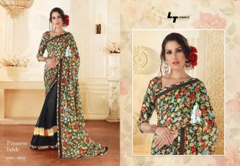 LT FASHION ORCHID GEORGETTE SAREEES COLLECTION SURAT 30004