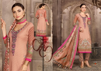 MAG BY IBADAT VO 1 CATALOGUE WOOLEN COLLECTION WHOLESALE SALWAR KAMEEZ ONLINE SUPPLIER 1172