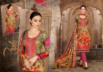 MAG BY IBADAT VO 1 CATALOGUE WOOLEN COLLECTION WHOLESALE SALWAR KAMEEZ ONLINE SUPPLIER 1175