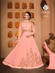 MEHAK COLLECTION DESIGNER SALWAR KAMEEZ SUITS WHOLESALER SURAT 24008