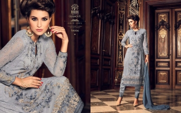 MOHINI BY GLAMOUR VOL 39 GEORGETTE PARTY WEAR SALWAR KAMEEZ WHOLESALE SURAT 39006