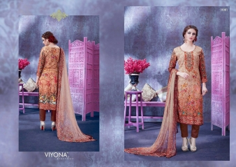 NAKODA CREATION BY VIYONA ROYALE CATALOGUE PURE PASHMINA COLLECTION WHOLESALE PRICE SURAT 31001