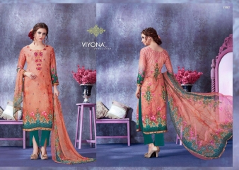 NAKODA CREATION BY VIYONA ROYALE CATALOGUE PURE PASHMINA COLLECTION WHOLESALE PRICE SURAT 31007