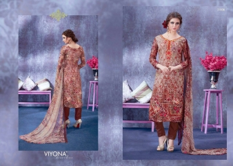 NAKODA CREATION BY VIYONA ROYALE CATALOGUE PURE PASHMINA COLLECTION WHOLESALE PRICE SURAT 31008