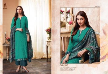 SAHIBA QUINCY COTTON SATIN SALWAR KAMEEZ WHOLESALE SURAT 10
