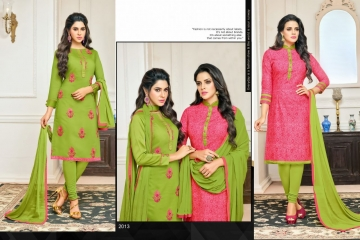 SAMAIRA BY ORIGMA CAMBRIC COTTON SALWAR KAMEEZ WHOLESALE SURAT 2013