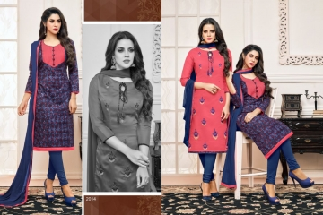 SAMAIRA BY ORIGMA CAMBRIC COTTON SALWAR KAMEEZ WHOLESALE SURAT 2014