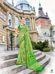 SHANGRILA COTTON CRAFT SAREES WHOLESALE SURAT 2294