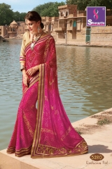 SHANGRILA ROYAL BANDHEJ COLLECTION WHOLESALE RATE CATALOGUE 5280