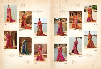 SHANGRILA ROYAL BANDHEJ COLLECTION WHOLESALE RATE CATALOGUE T