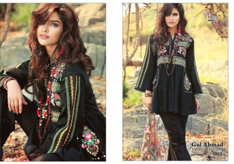 SHREE FABS GUL AHMED GYSPY COLLECTION WHOLESALE CATALOGUE PRICE 1003