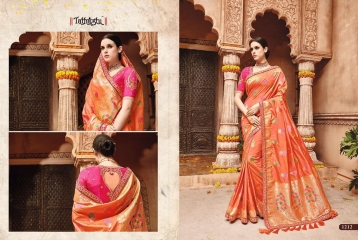 TATHASTU 1201 - 1222 SERIES DESIGNER TRADITIONAL WEAR SAREES 1212
