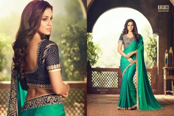 THE FASHION HUB DESIGNER SAREES WHOLESALE SURAT ONLINE 19003