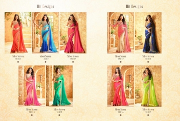THE FASHION HUB DESIGNER SAREES WHOLESALE SURAT ONLINE T-2