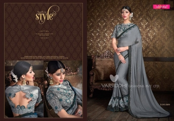 VARSIDDHI FASHION MINTORSI FANCY DESIGNER SAREES WHOLESALER 3604