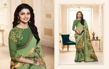 VINAY FASHION LLP STAR WALK VOL 27 DESIGNER SAREES EXPORTER WHOLESALE PRICE 18335