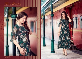 VINK BY GENESIS TRENDY KURTI COLLECTION BUY AT WHOLESALE PRICE SURAT ONLINE 232