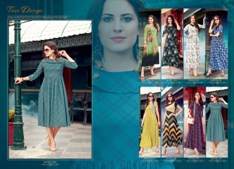 VINK BY GENESIS TRENDY KURTI COLLECTION BUY AT WHOLESALE PRICE SURAT ONLINE 238-T