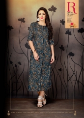 VINK ENVY COTTON DIGITAL PRINTS KURTI WHOLESALE SURAT 204