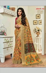 VIPUL FASHION VINTAGE VOILET CATALOGUE SAREES COLLECTION WHOLESALE PRICE SURAT 3802