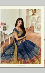 VIPUL FASHION VINTAGE VOILET CATALOGUE SAREES COLLECTION WHOLESALE PRICE SURAT 3803