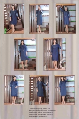 VIRATRA BY FASHION VOL 3 STYLISH KOTI PATTERN KURTI COLLECTION WHOLESALE T