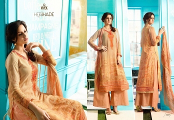 VIVEK SUITS COLOR CRUSH PURE GEORGETTE SALWAR KAMEEZ WHOLESALE 3605
