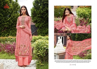 VIVEK SUITS FLOWER GIRL VOL 2 COTTON SUITS WHOLESALE SURAT 4007