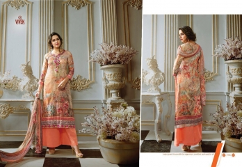 VIVEK SUITS MAHI SATIN COTTON SALWAR KAMEEZ EXPORTER SURAT 4406